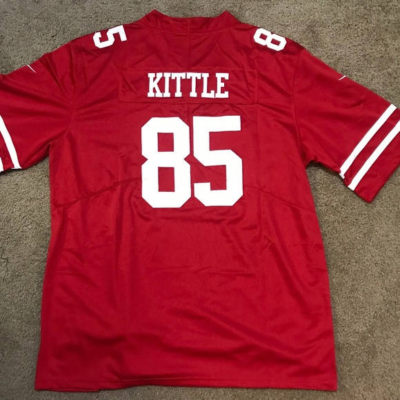brand new 3210a c1e08 George Kittle San Francisco 49ers Jersey NWT